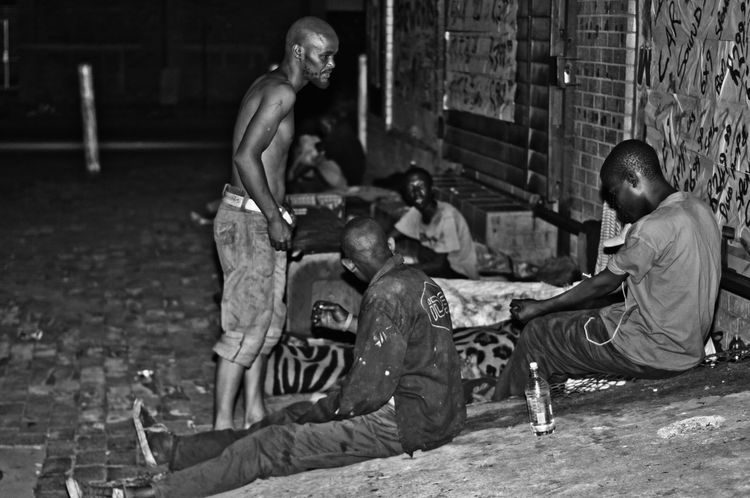 Drugs Living On The Edge Street Portraits Africa Day To Day Marius Bester Street Photography The Human Condition Photography Black And White Photography Pretoria City