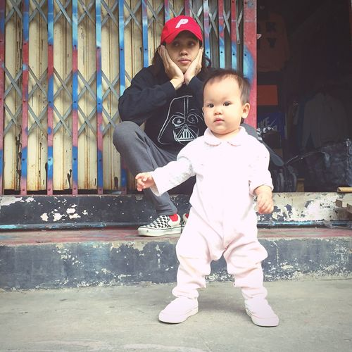 ความสุขเล็กๆ Baby Family❤