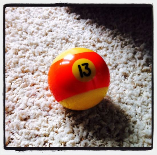 Just found this old Billiard Ball Check This Out Getting Inspired Pop Art Taking Photos