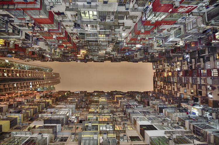 Architecture City Cityscape Day Ghetto Hong Kong HongKong Lifestyles No People Outdoors Quarry Bay Yick Fat Building
