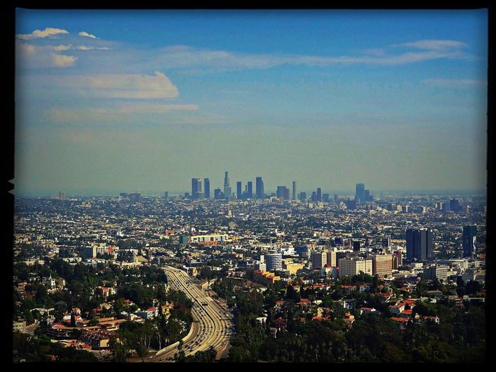 RePicture Wealth => Travelling around the world, esp. to my favorite city Los Angeles, California Hollywood Bowl Scenic Overlook Tadaa Community ©MJ