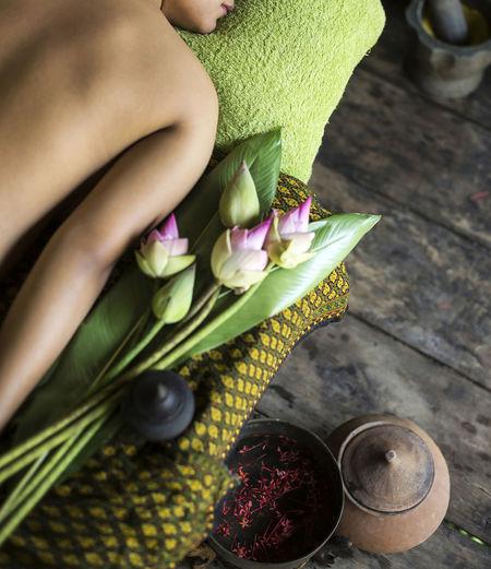 asian massage spa natural organic beauty treatment ASIA Asian  Exotic Natural Therapy Asian Spa Massage Massage Therapy Spa Tropical Women