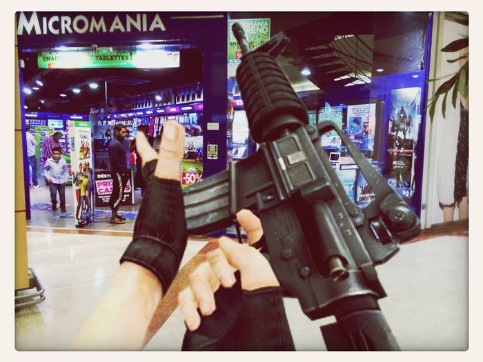 Fps Shoot Micromania Game