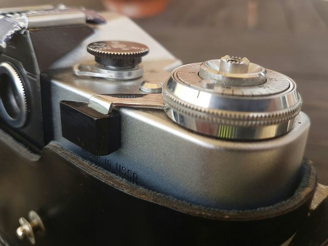 Unfilterd version of the old camera made back in the 1970s. Check This Out