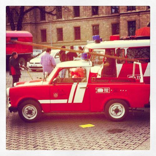Trabant Feuerwehr Altekarrenbattle