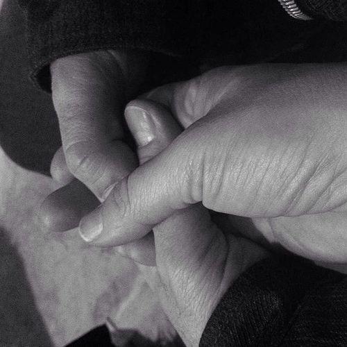 """""""Le mani, tutto"""