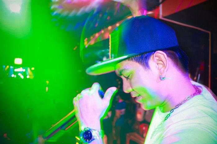 I'm so very happy. SNAPBACK♡ Hiphoplife HipHopStyle MC LOBBY Party