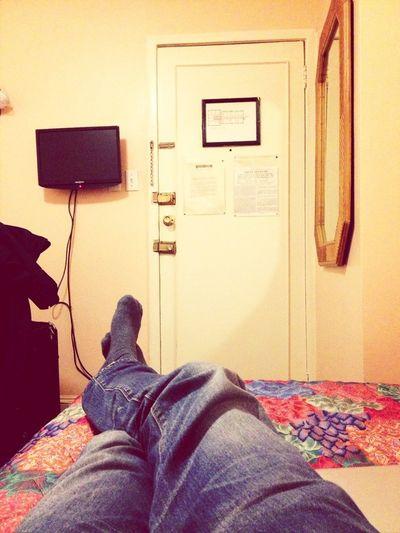 Auf Chill Im Hotel