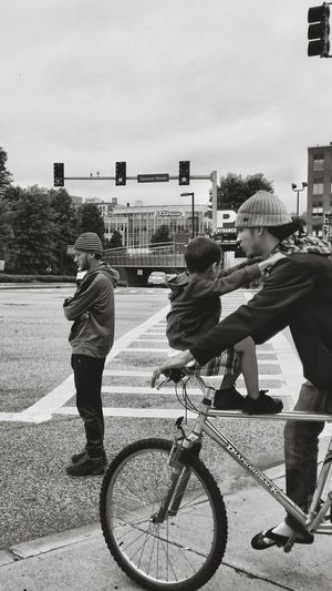 🚷 The Street Photographer - 2015 EyeEm AwardsWorcester Crosswalk GalaxyS5 Vscocam Blackandwhite The Photojournalist - 2015 EyeEm Awards Black & White Photooftheday EyeEm Best Shots