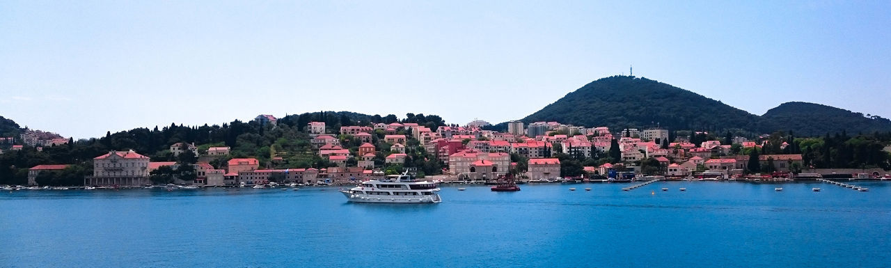 Dubrovnik, Croatia From Ship