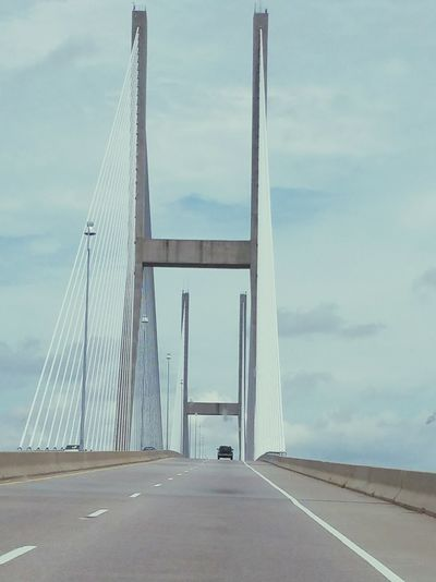 Jekyll Island Bridge View