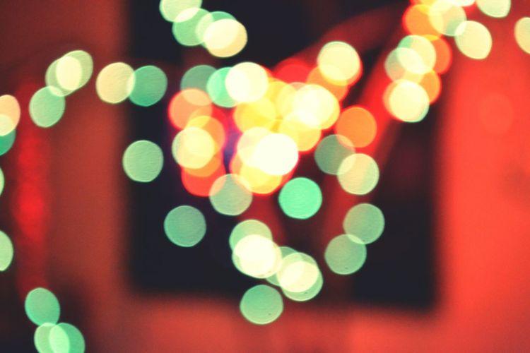 Pastel Power Red Green Lamps Night Art Eye4photography  Hello World ❤