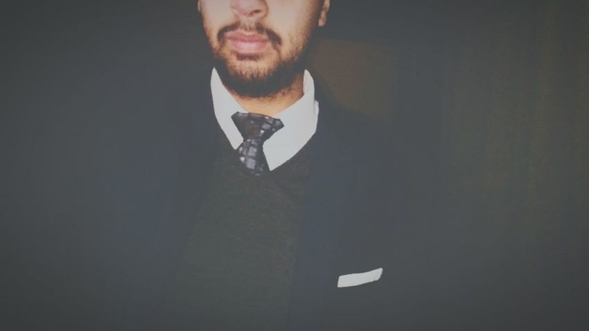Suit One Man Only Only Men Beard One Person Adults Only Studio Shot Mid Adult Men Business Finance And Industry Adventures In The City HUAWEI Photo Award: After Dark