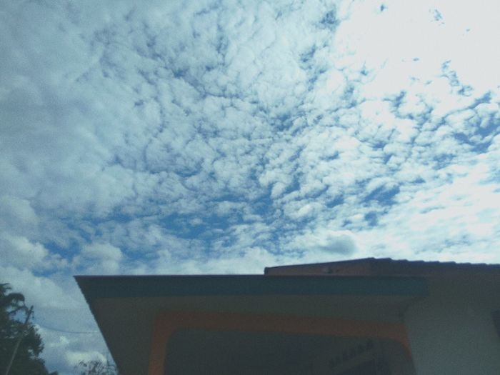 Cloud - Sky Nature Beauty In Nature Muar Malaysia