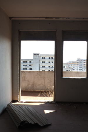 Scampia Architecture Broken Down House Built Structure Documentary Failure  Indoors  Lost Place Napoli Sails Scampia Social Housing Vele Window