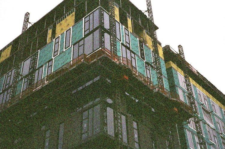 Voigtlander Lens Building Exterior Architecture Xray Damaged Film Koduckgirl Film Leica M6