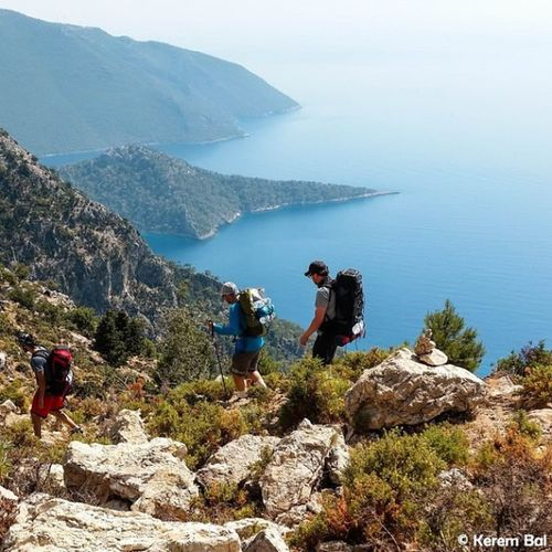 Lycia Likyayolu Lycianway Lycianman Likyaturu Likyayolurehberi Walk Trekking Turkey Türkiye Mugla Antalya Deniz Holiday Climbing Mountaineer Mountaineering Doğa Nature Doğayürüyüşü Intothewild Yediburunlarlighthouse Yediburunlar Sea Manzara viev