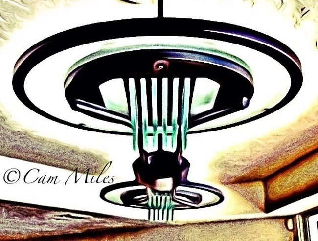 Outer Limits Alien Avantgarde Modern