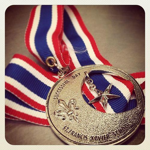 รางวัลเหรียญเงิน ฟุตบอลชาย โดย ดช.ริว