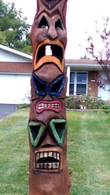 The Purist Totem Art The Strangest Places Show-me State Of Mind TakeoverContrast