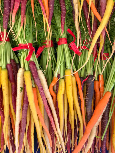 Farmers Market Fresh Produce Nature Abundance Bunch Carrot Close-up Common Beet Day Food Food And Drink Freshness Full Frame Healthy Eating High Angle View Large Group Of Objects Market Multi Colored No People Organic Retail  Ripe Root Vegetable Vegetable Wellbeing