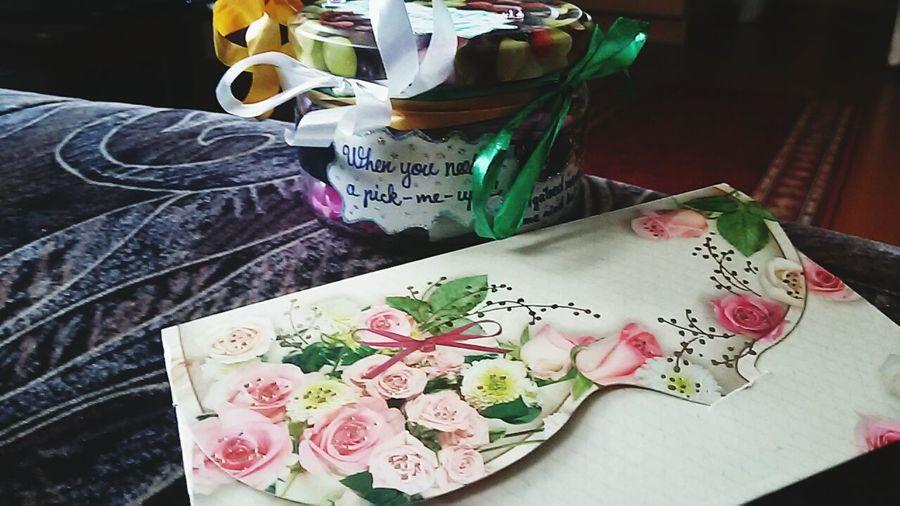 Cute present for a friend. Friendshipjar Birthday 20 😊😊