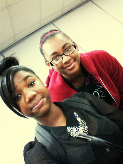 Me and Asia!