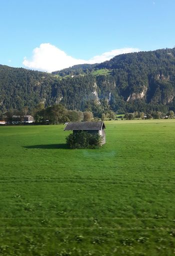 Aus dem Zug fotografiert Bildervonunterwegs