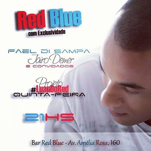 Hoje (QUINTA-FEIRA) às 21 no Red Blue tem Fael di Sampa Acústico com Jairo Demer e Emerson Nascimento Bora Lá! AcústicodoPretinho FaeldiSampa Acustico Redblue MúsicadeQualidade Site: www.faeldisampa.com.br Music Sound World Amazing AlagoasAcontece DivulgaAlagoas OushBrasil