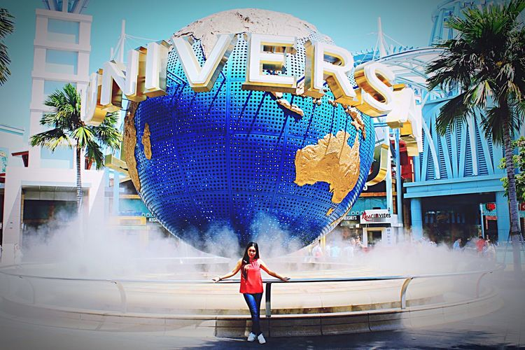 Singapore Singapore City Universal Studios  Hanging Out Check This Out Popular Popular Photos EyeEm Best Shots EyeEm Gallery Hello World Model EyeEmBestPics Happy People EyeEm Nature Lover Photography Photo Photooftheday Photographer That's Me Mymetta Lovemetta