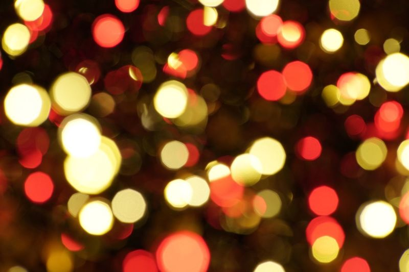 Bokeh Background Bokeh Lights Bokeh Photography Bokeh Christmas Lights Night Illuminated Defocused Christmas Holiday Abstract Glowing Decoration Lighting Equipment Backgrounds Geometric Shape Pattern Celebration Circle No People Light Bulb Light Shape Vibrant Color Light Effect