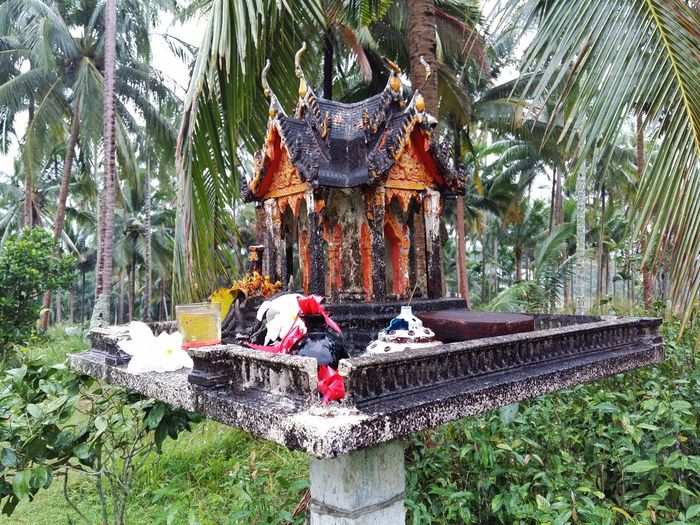 Asian  Asian Culture Belief Cult Faith Guardian Spirit Religion Satyr House Small Temple Spirit House Temple Temple - Building Temple Architecture Temples Thai Thailand