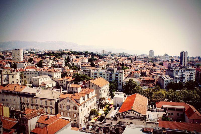 스플리트 / 크로아티아 City View