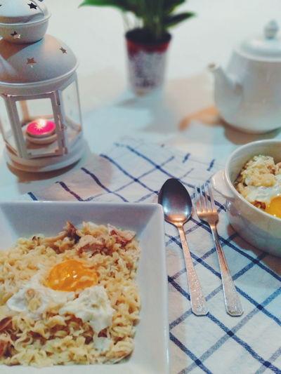 Noodel Dinner