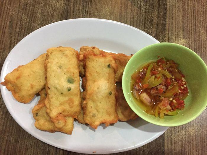 Fried Tempe Indonesia Cuisine Indonesia Food Indonesia Tradisional Food