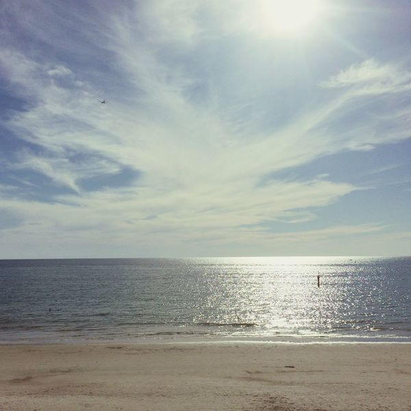 Check This Out Glenelg Enjoying Life Adelaide South Australia Beach Sand Ocean Sun The Week Of Eyeem EyeEm Nature Lover EyeEm
