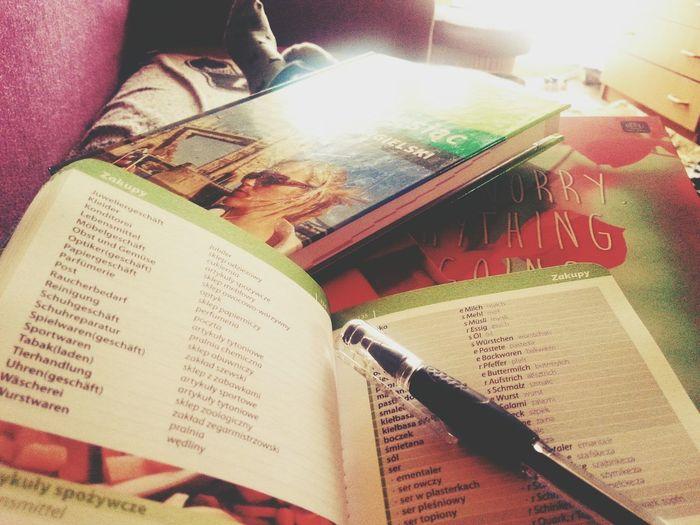 Sie uczy! :)