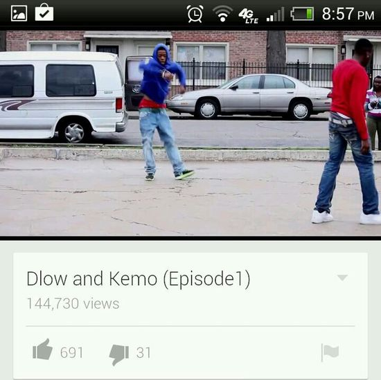 these niggas cold Lilkemo D-low