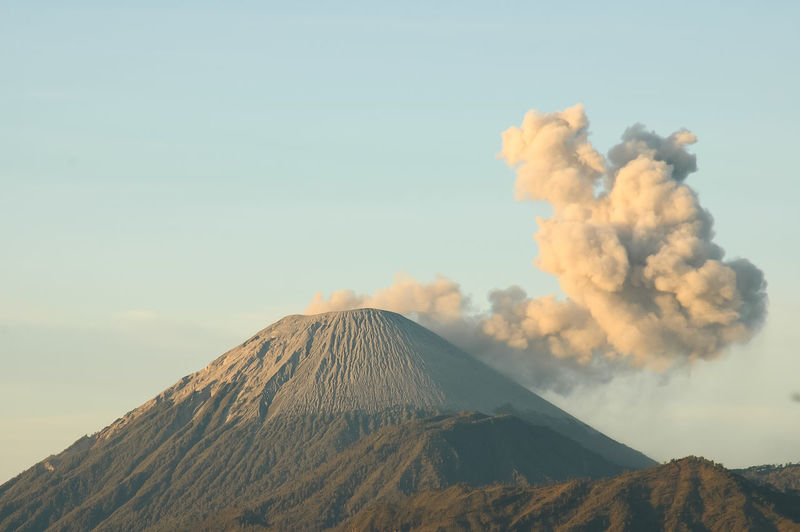 Active Volcano Air Pollution Beauty In Nature Cloud - Sky Day Emitting Environment Erupting Geology Land Landscape Mountain Mountain Peak Nature No People Non-urban Scene Outdoors Physical Geography Pollution Power In Nature Scenics - Nature Sky Smoke - Physical Structure Volcanic Crater Volcano