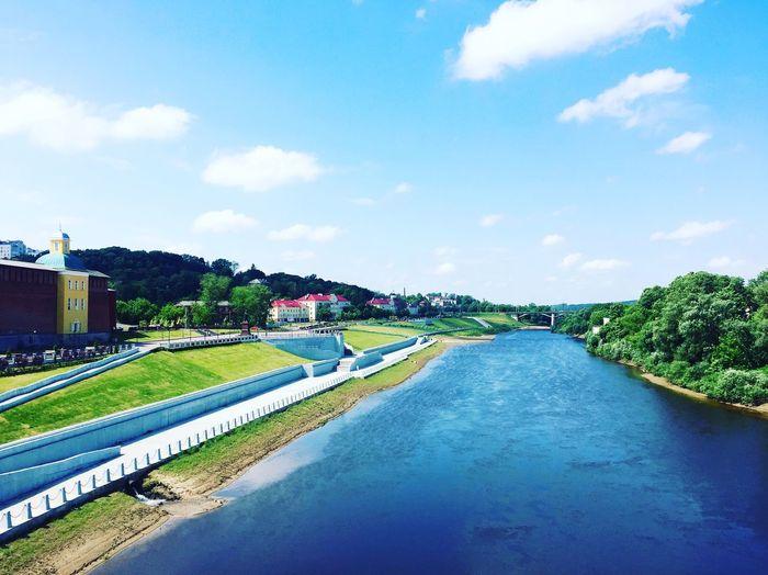River River View River Side Smolensk SmolenskLive SmolenskToday Dnepr Dneprriver Dnepr River Sun Sunshine Sunny Day