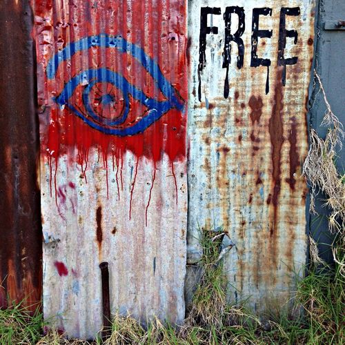 Free Viewing Street Art