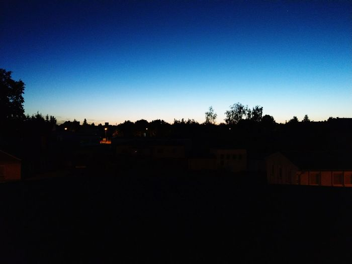 new day New Day Rising Clear Sky