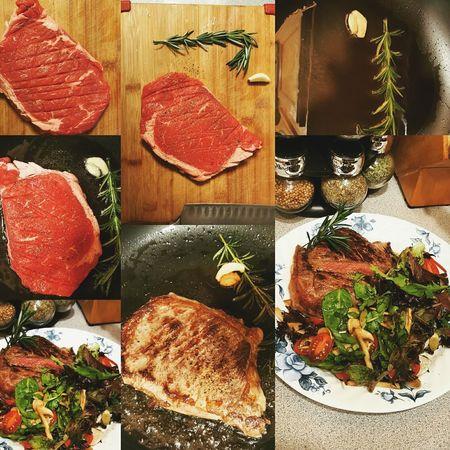 Cooked by myself! Всем приятного аппетита! Bon Appetit!!🍽🍷 Food Meat Healthy Eating Steak Dinner Steaks Ribeye Ribeye Steak Homefood домашняяеда приятногоаппетита Bonappetit Healthy Food Mensfood Delicious ♡ DeliciousFood  Yummy Cook  Cooking Dinner Cooking At Home повар
