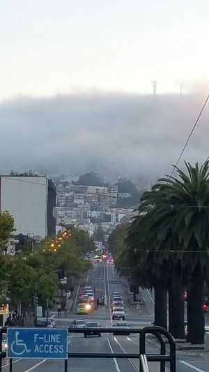 Afternoon Fog Urbanphotography Check This Out Urban Photography In The City Taking Photos San Francisco