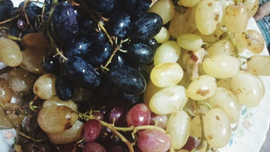 Grapes Grapefruit ThreeColours Fresh Summer ☀ Summer Fruits