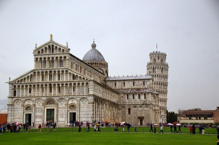 Pisa in Italy. EyeEmNewHere Architecture Built Structure Travel Destinations Pisa Tourists Pisa Your Ticket To Europe The Week On EyeEm