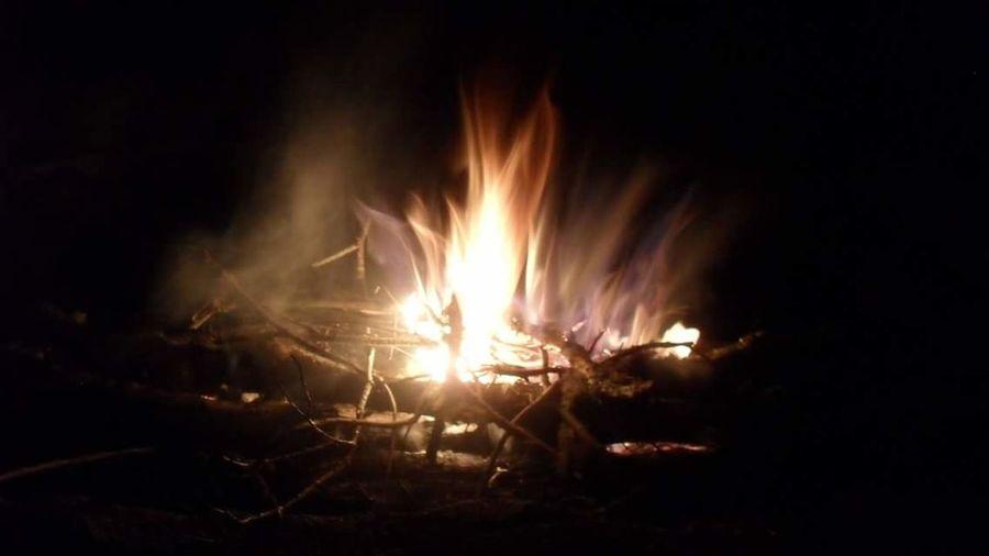 Fire Pit Catch A Fire Relaxing Brazil ❤