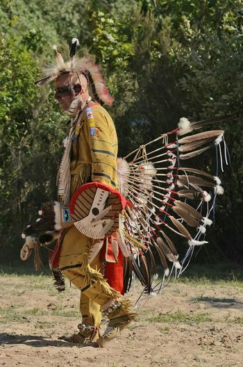 Native American Indian Indien Amerique Gironde Fort Rainbow Cestas Western American Portraits Aquitaine Photos Around You