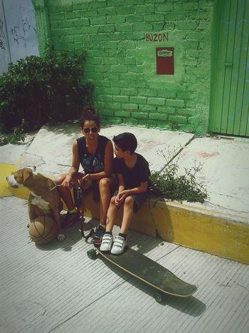 Cada dia hay algo magico. Family❤ FAMILIA♥ México. Gdl Hermano Tia