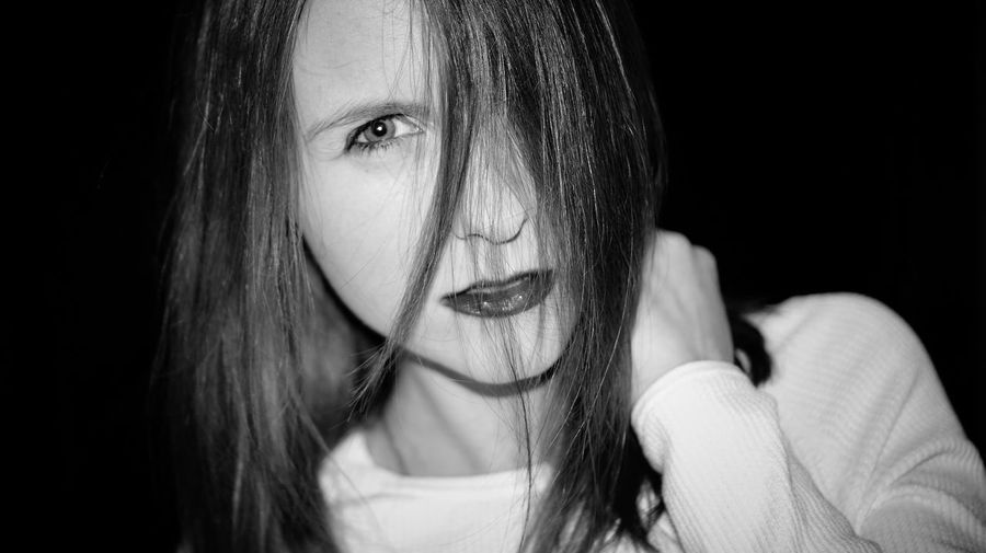 Stop and stare That's Me Hello World Taking Photos Sony 35 Mm F1.8 Blackandwhite Selfie Personality  Girl B/W Photography Portrait Of A Woman Eyes SonyAlpha58 Me, My Camera And I Contrast Flashlight